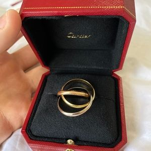Cartier Trinity Ring (Classic)
